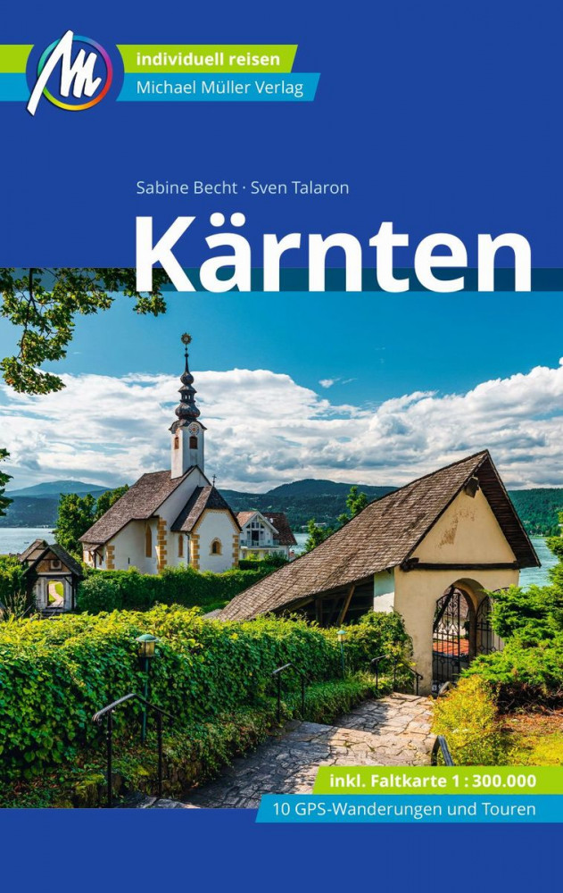Kärnten Reisebücher - MM