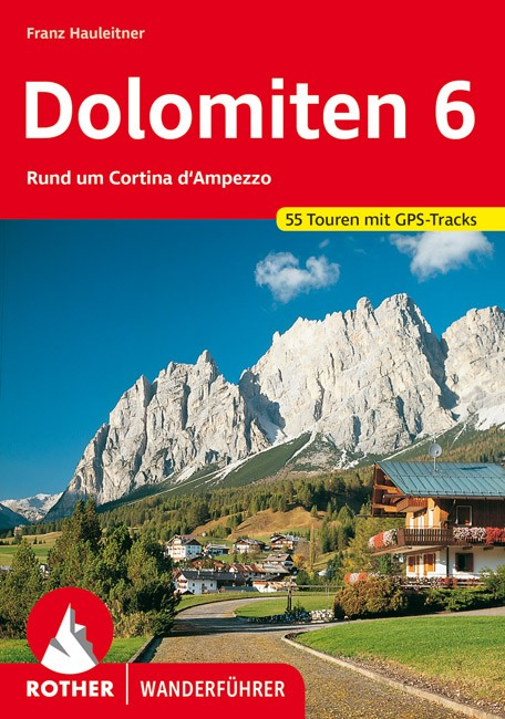 Dolomiten 6. (Rund um Cortina d&#039;Ampezzo) - RO 4063