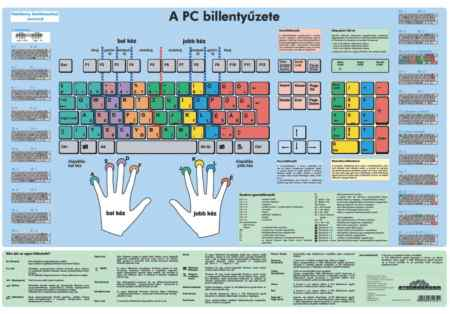 A számítógép billentyűzete DUO könyöklő - Stiefel