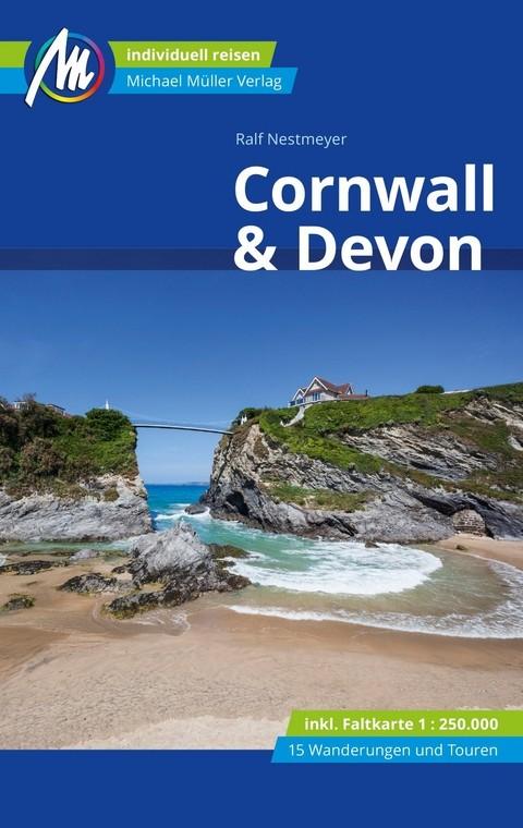 Cornwall & Devon Reisebücher - MM