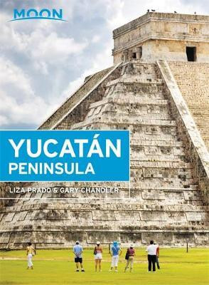 Yucatn Peninsula - Moon