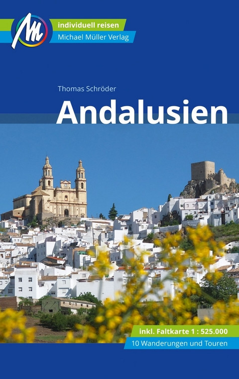 Andalusien Reisebcher - MM 3394