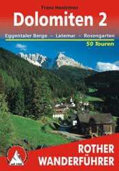   Dolomiten 2. (Eggentaler Berge - Latemar - Rosengarten) - RO 4059