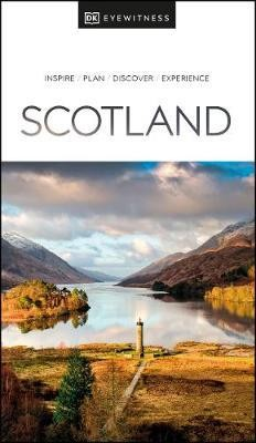Scotland (Skócia) Eyewitness Travel Guide