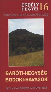 Baróti-hegység / Bodoki-havasok - Erdély hegyei 16.