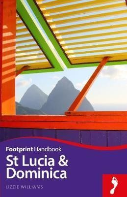 St Lucia & Dominica - Footprint