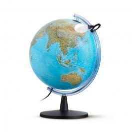 FALCON duo földgömb - 40 cm átmérőjű, világító, nagyítós