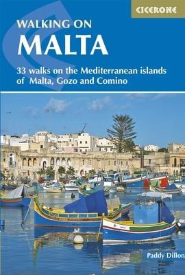 Walking in Malta - Malta, Gozo and Comino - Cicerone Press
