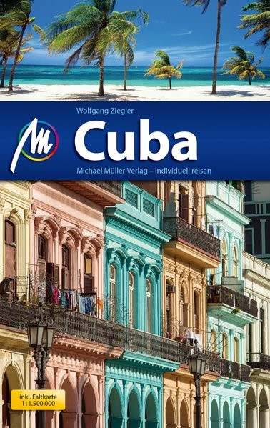 Cuba Reisebcher - MM 3350