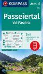WK 044 - Passeiertal / Val Passiria turistatérkép - KOMPASS