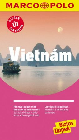 Vietnám útikönyv - Marco Polo