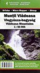 Vlegyásza-hegység turistatérkép - Dimap