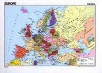 Európa politikai falitérképe - Michelin