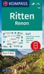 WK 068 Ritten /Renon turistatérkép - KOMPASS
