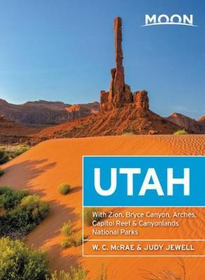 Utah (with Zion, Bryce Canyon, Arches, Capitol Reef & Canyonlands National Parks) - Moon