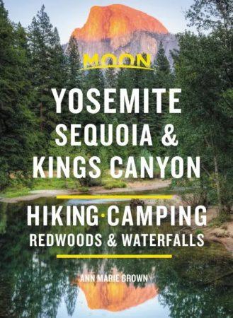 Yosemite, Sequoia & Kings Canyon - Moon