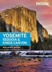Yosemite, Sequoia & Kings Canyon - Moon