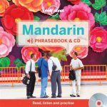 Mandarin Phrasebook + Audio CD - Lonely Planet