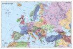 Európa országai falitérkép - Stiefel
