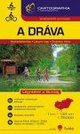 Dráva vízisport és kerékpáros térkép - Cartographia