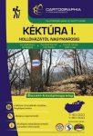 Kéktúra I. turistaatlasz (Hollóházától Nagymarosig) - Cartographia
