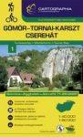 Gömör-Tornai-karszt (Aggtelek) turistatérkép - Cartographia