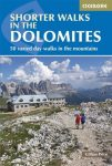 Shorter Walks in the Dolomites - Cicerone Press