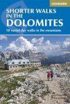 Shorter Walks in the Dolomites - Cicerone Press