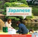 Japanese Phrasebook + Audio CD - Lonely Planet
