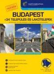 Budapest +34 település és lakótelepek atlasz - Cartographia