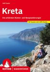 Kreta (Die schönsten Küsten- und Bergwanderungen) - RO 4442