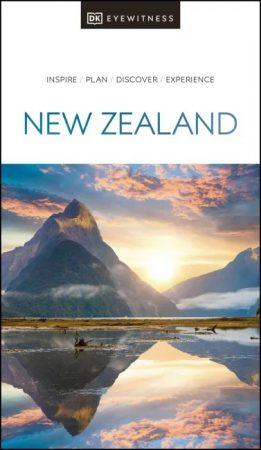 New Zealand Eyewitness Travel Guide