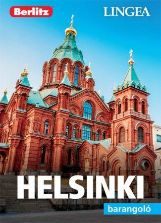Helsinki (Barangoló) útikönyv - Berlitz