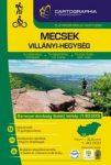Mecsek, Villányi-hegység turistaatlasz - Cartographia