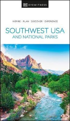 Southwest USA & National Parks Eyewitness Travel Guide