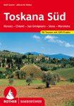Toskana Süd (Florenz – Chianti – Siena – San Gimignano – Maremma) - RO 4169