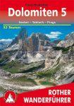 Dolomiten 5. (Sexten - Toblach - Prags) - RO 4199