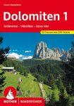 Dolomiten 1. (Grödner Tal - Villnösstal - Seiser Alm) - RO 4248