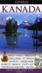 Kanada útikönyv - Útitárs   -  HASZNÁLT!