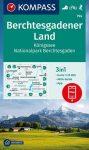 WK 794 - Berchtesgadener Land turistatérkép - KOMPASS