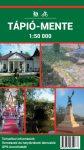 Tápió-mente turista-, kerékpár térkép