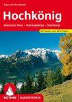 Hochkönig (Steinernes Meer – Tennengebirge – Steinberge) - RO 4015