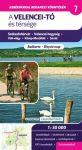 A Velencei-tó és térsége kerékpáros térkép - Frigória