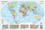 A Föld országai térkép/Gyermek világtérkép könyöklő - Stiefel