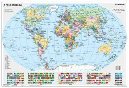 földgömb térkép A Föld országai térkép/Gyermek világtérkép könyöklő   Stiefel