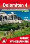 Dolomiten 4. (Fassatal mit Marmolada und Rosengarten) - RO 4061