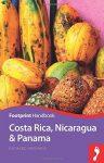 Costa Rica, Nicaragua & Panama - Footprint