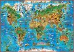 A Föld állatvilága falitérkép - Vince