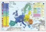 Európai Unió  falitérkép - Stiefel
