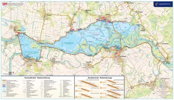 tisza tó térkép Tisza tó aktív térkép   Cartographia   Útikönyv   Térkép   Földgömb tisza tó térkép
